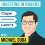 Artwork for Michael Duda – Investing In Brands  - [Invest Like the Best, EP.117]