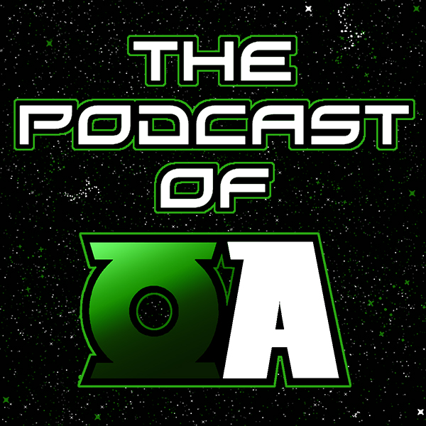 Episode 3 - War of the Green Lanterns