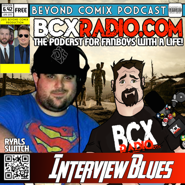 BCXradio 6.42 - Interview Blues