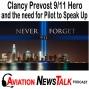 Artwork for 202 My Neighbor Clancy Prevost, 9/11 CFI Hero and Speaking Up + GA News