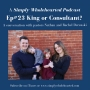 Artwork for #23 King or Consultant? A conversation with pastors Nathan and Rachel Derenski