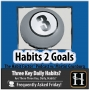 Artwork for S02-Frequently Asked Friday 12: What Are The Three Key Daily Habits?