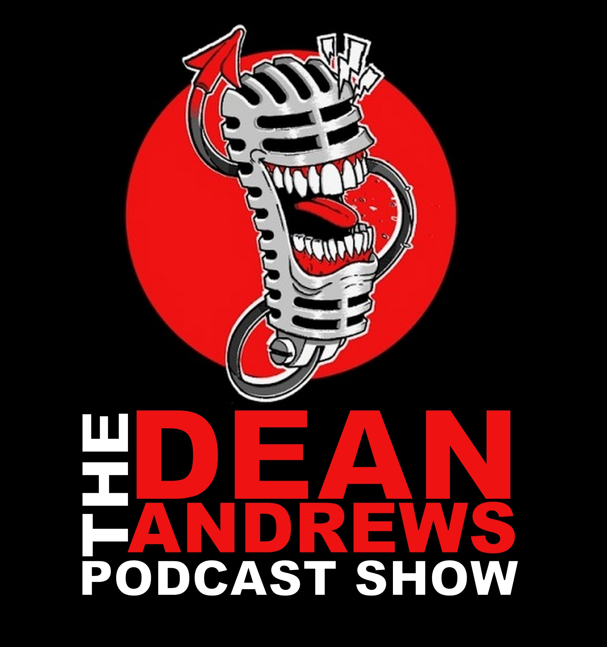 The Dean Andrews Podcast Show show art