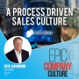 Artwork for A Process Driven Sales Culture with Tate Haymond of Evestment