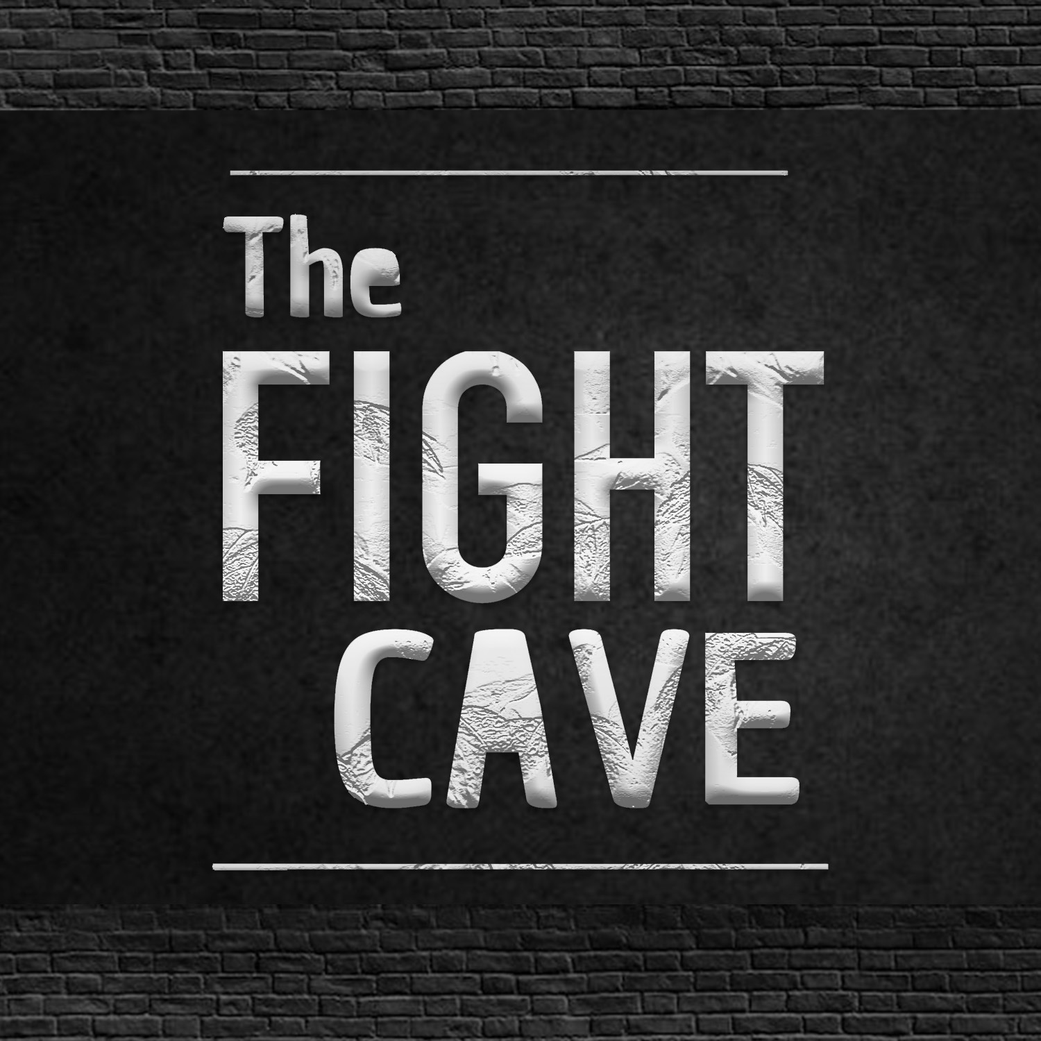 The Fight Cave show art