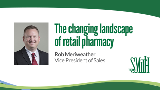 The Changing Landscape of Retail Pharmacy  Pharmacy Podcast Episode 267