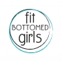 "Artwork for The Fit Bottomed Girls Podcast Ep 95 ""The Fit Chicks"""