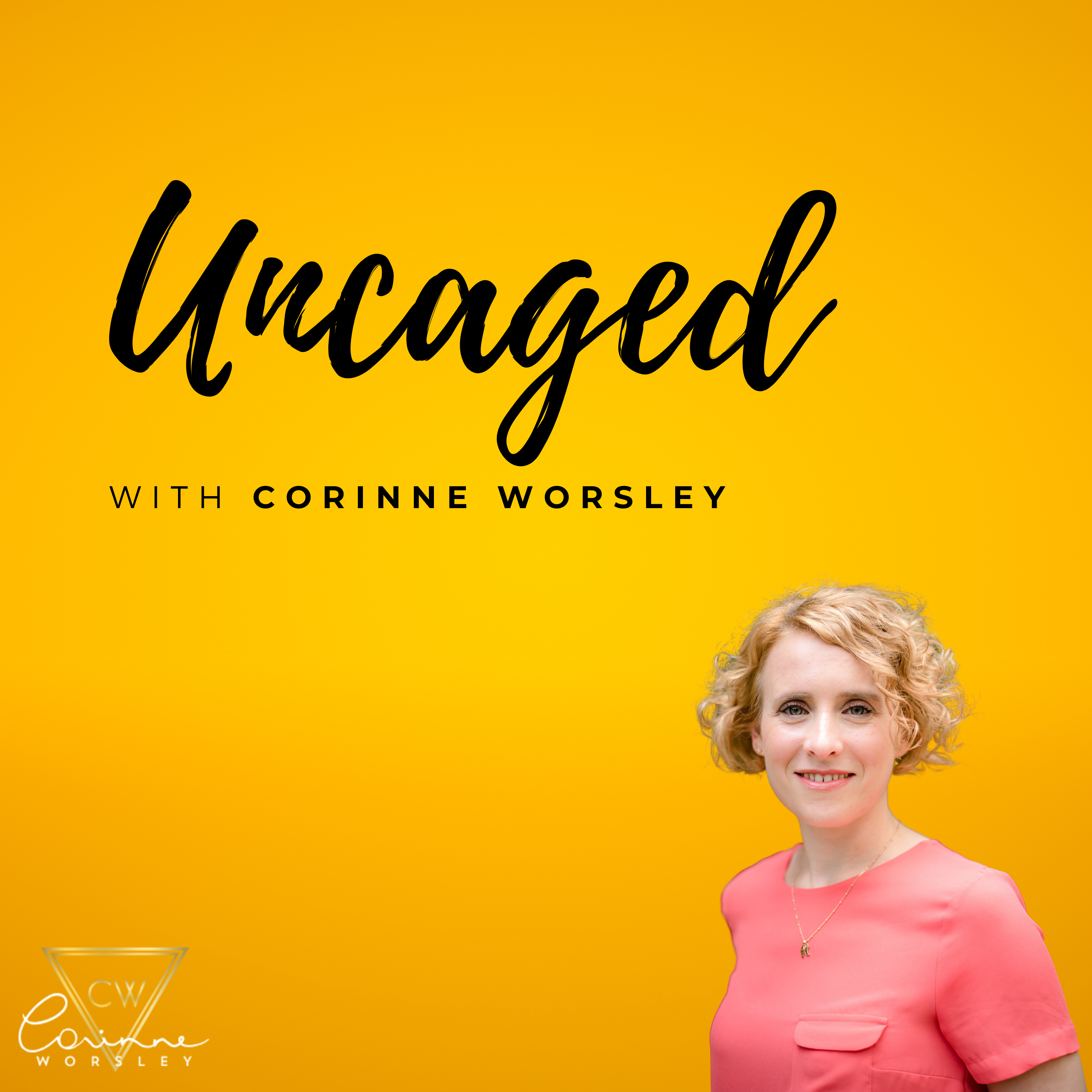Uncaged with Corinne Worsley show art