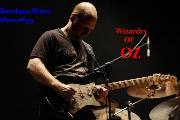 Bandana Blues#639 The Wizard IS Oz