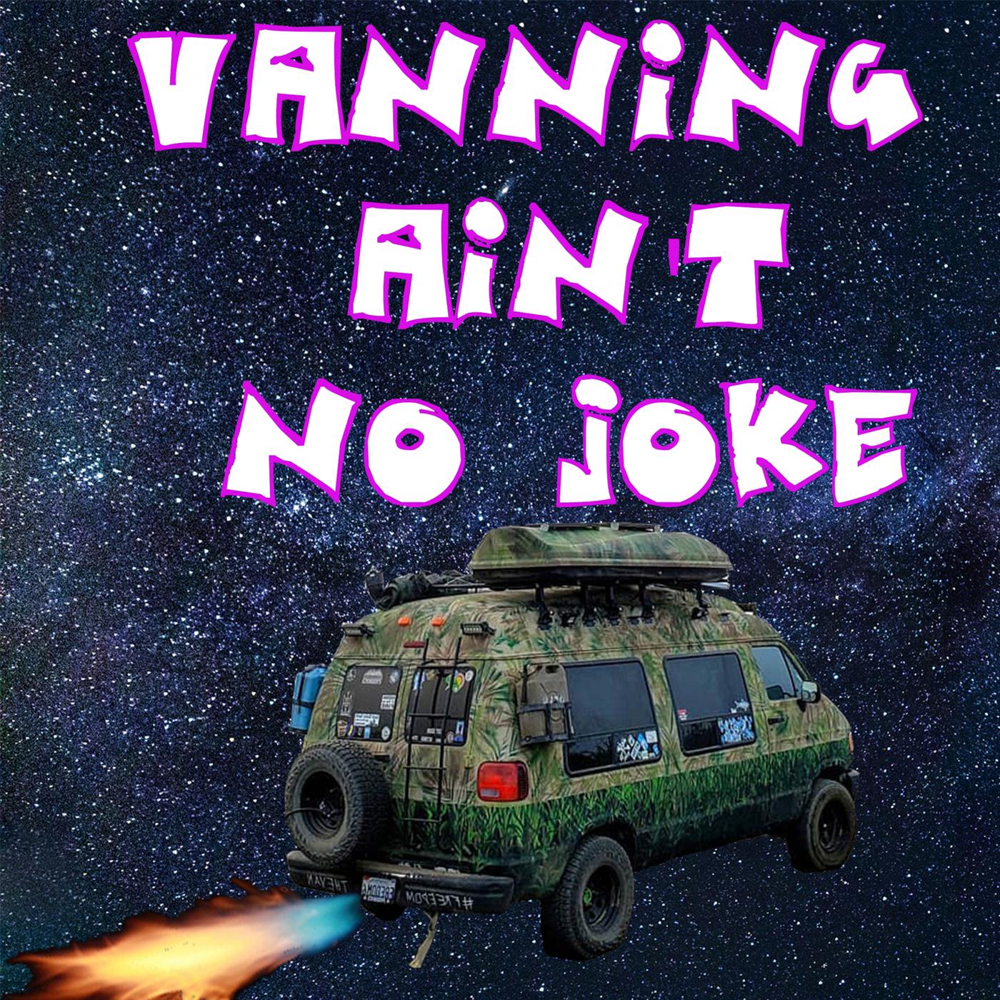vanningaintnojoke's podcast show art