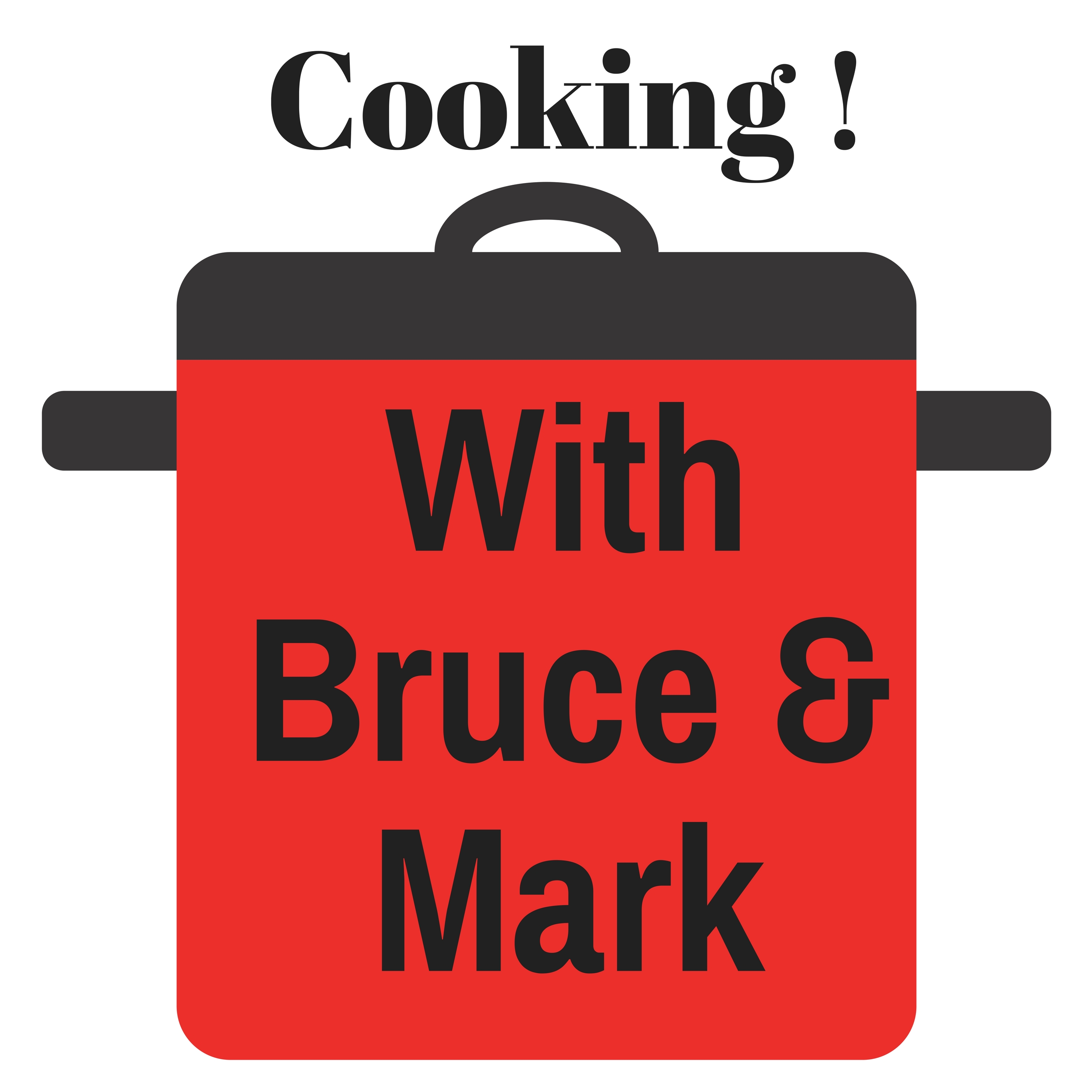 cooking with bruce and mark show art
