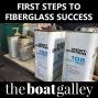 Artwork for First Steps to Fiberglass Success