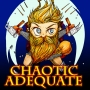 Artwork for CHAOTIC ADEQUATE 50 - What IS going on?