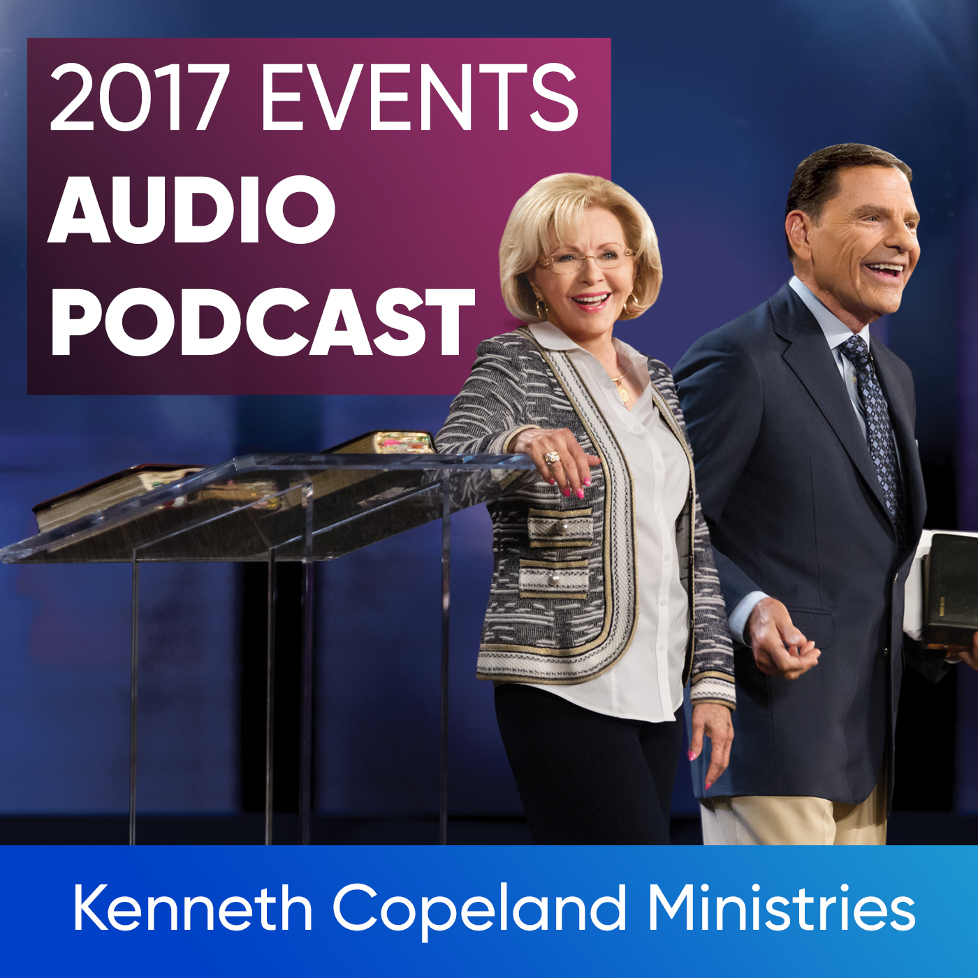 Kenneth Copeland Ministries 2017 Events  show art
