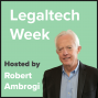 Artwork for Legaltech Week, 4.3.20: Layoffs in Legaltech and Perspective from Richard Tromans