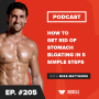 Artwork for How to Get Rid of Stomach Bloating in 5 Simple Steps