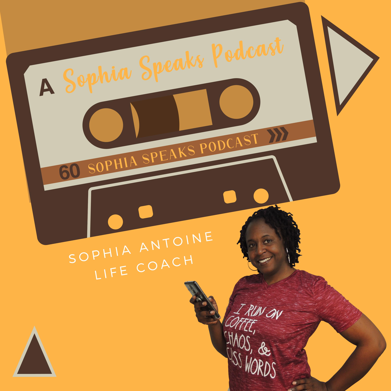 Sophia Speaks Podcast show art