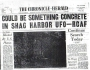 Artwork for THE SHAG HARBOR UFO INCIDENT