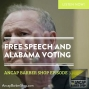 Artwork for Free Speech and Alabama Voting - ABS031