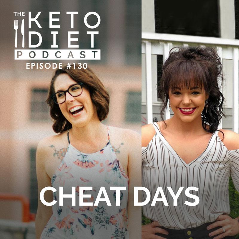 #130 Cheat Days with Lauren Berryhill