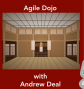 Artwork for Agile Dojo with Andrew Deal