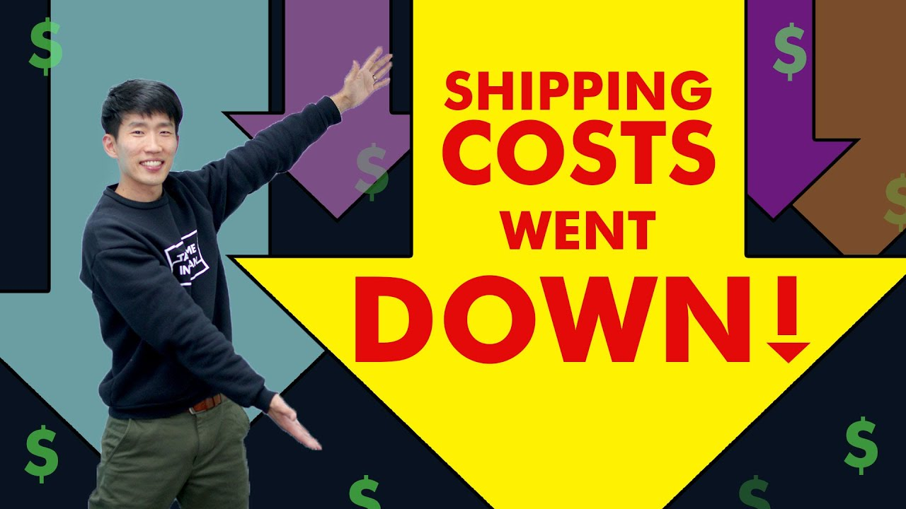 Cheaper & Faster Shipping