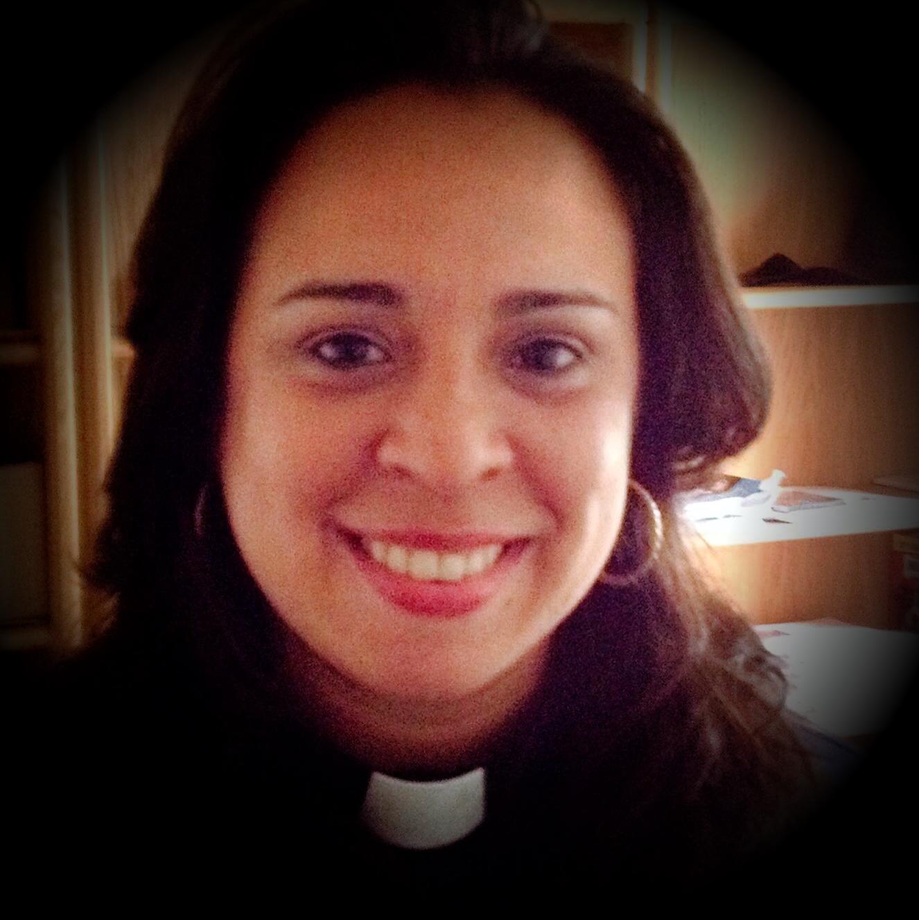 Rvda. Leila M. Ortiz en TeoBytes
