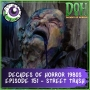 Artwork for Street Trash (1987) – Episode 151 – Decades of Horror 1980s