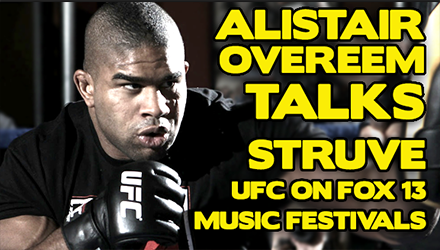 Submission Radio 2/11/14 Alistair Overeem, Nate Marquardt, Ricardo Lamas + UFC Fight Night 55 predictions