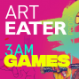 Artwork for (32) 3am Games : Lizards with boomerangs, Jesus...