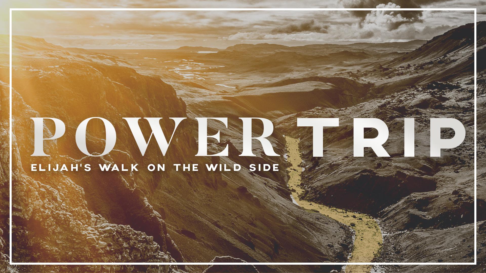 Power in the Valley Sermon | Week 3 | March 28 | Black Rock Church show art