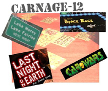Show #4.5 After-Action Report: Carnage 2009