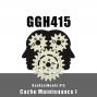 Artwork for GGH 415: Cache Maintenance I