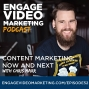 Artwork for EVM052 Content Marketing: What's hot now and what's next with Chris Marr