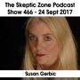 Artwork for The Skeptic Zone #466- 24.Sept.2017