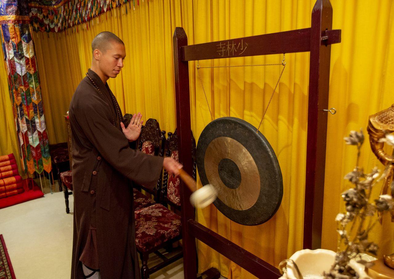 Shi Miao Hai interview - Shaolin Temple Europe