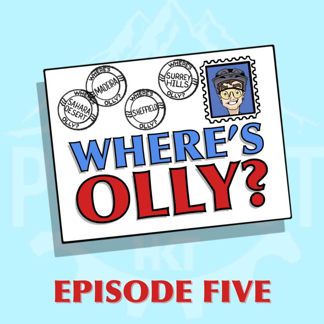 Where's Olly? Episode Five
