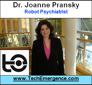 Public Opinion Around Artificial Intelligence, is the Media Helping or Hurting? - with Dr. Joanne Pransky