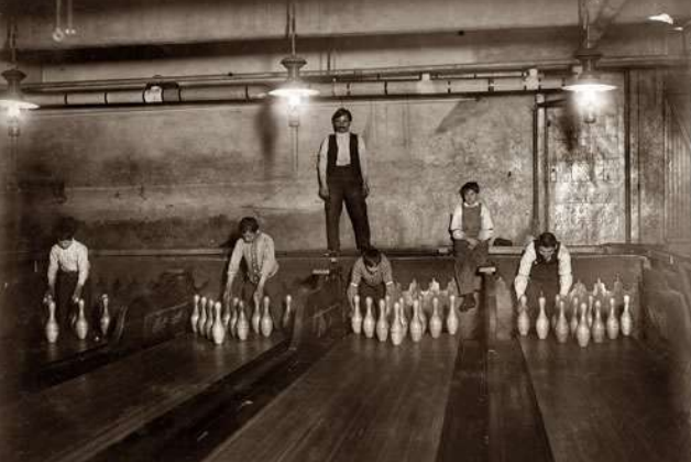187 - The History of Bowling in America