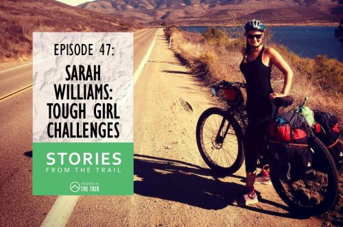 Tough Girl Challenges Podcast with Sarah Williams