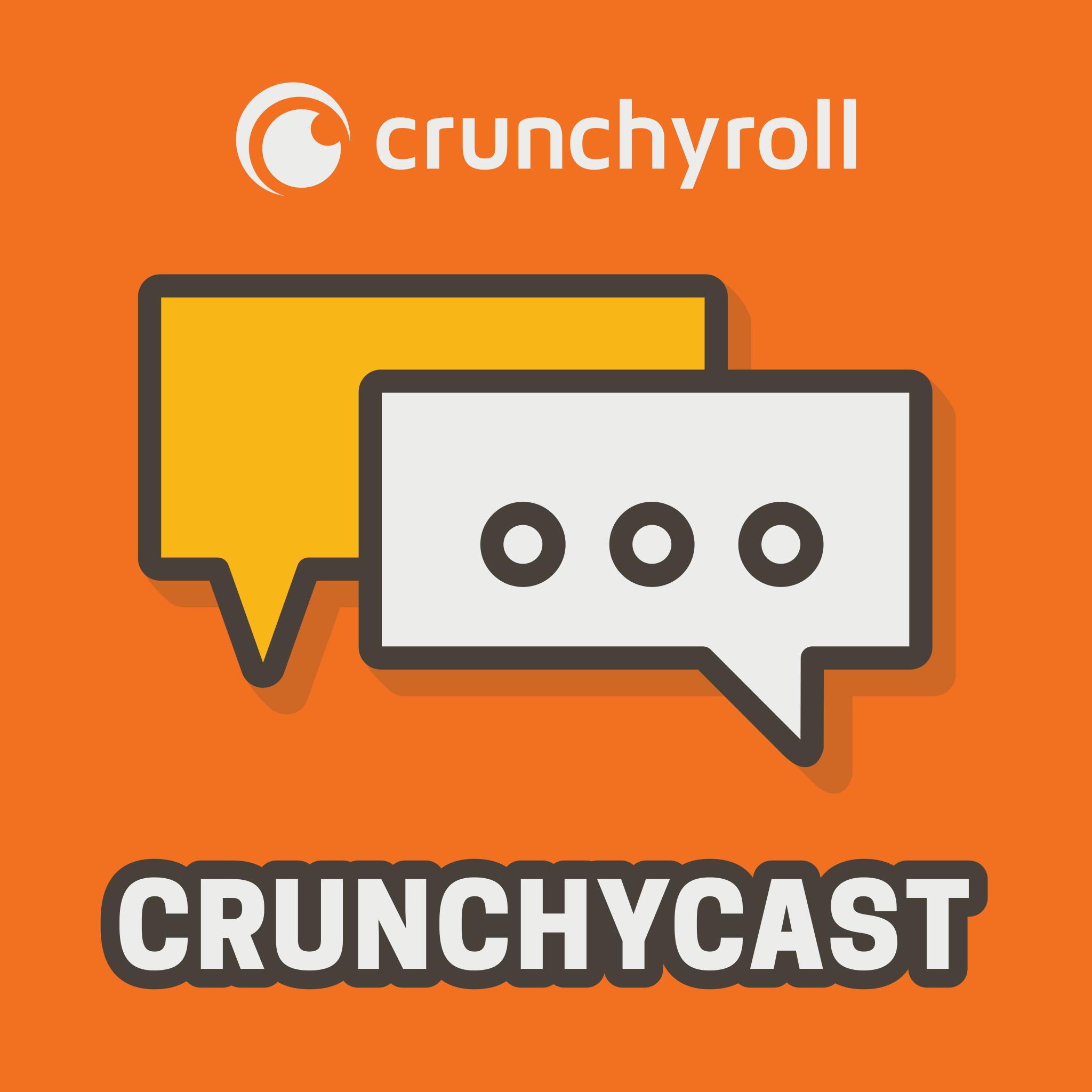 Crunchycast show art