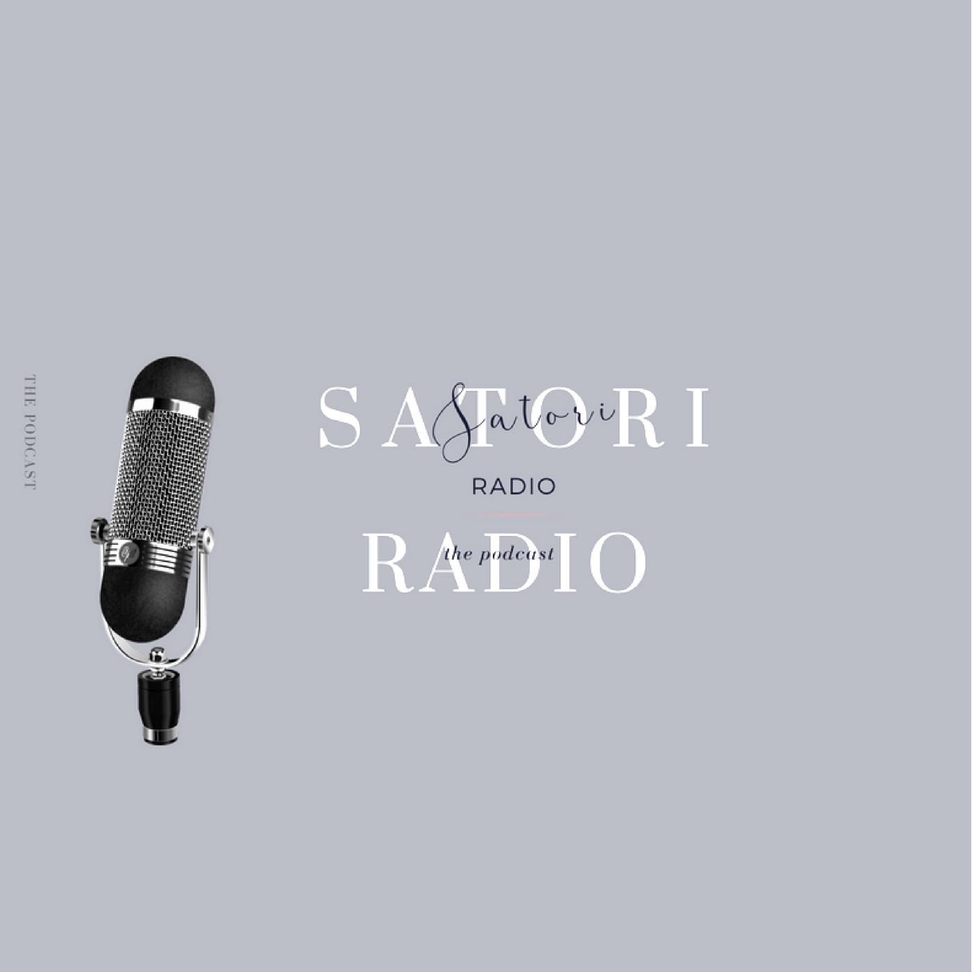 Satori Radio show art