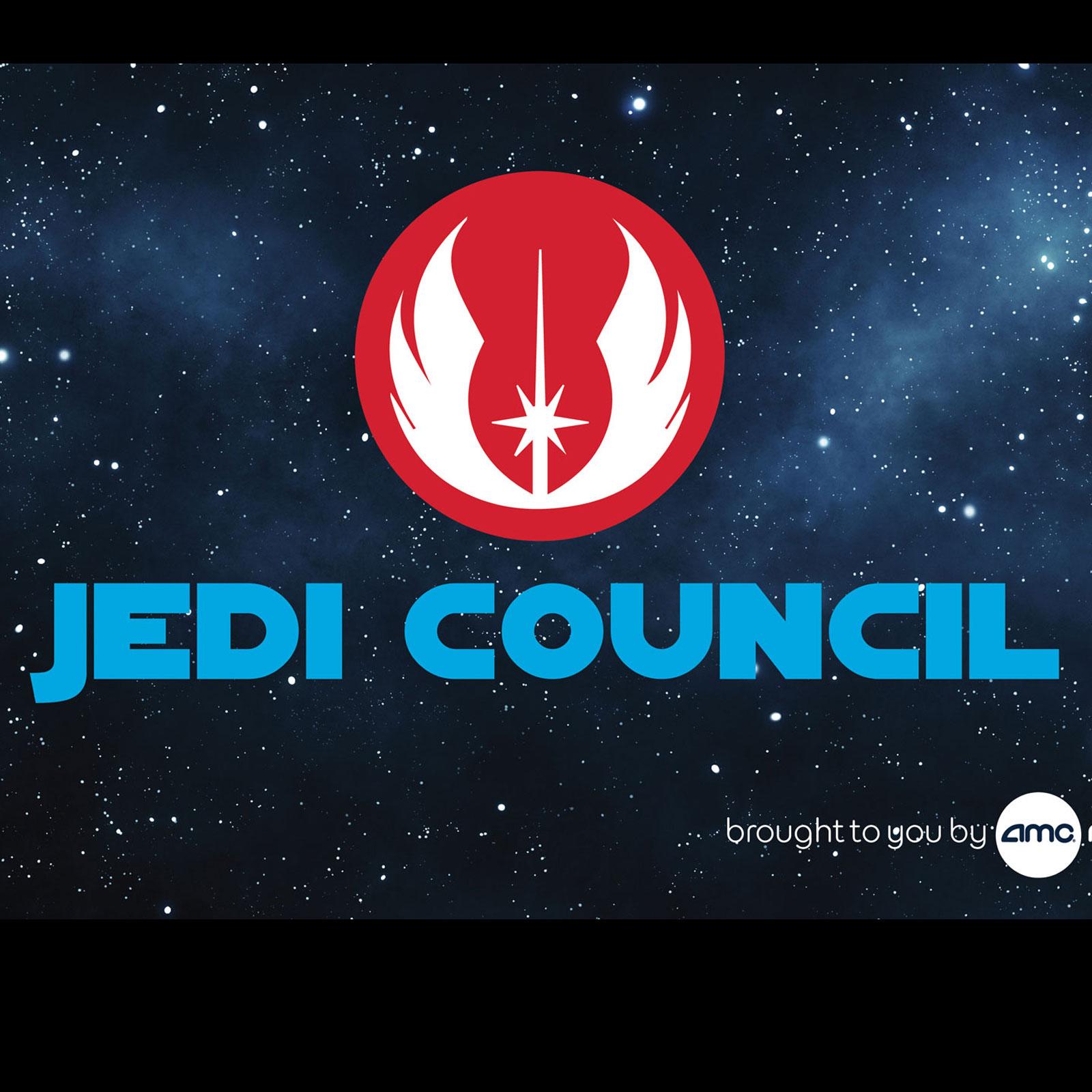 AMC Jedi Council - THE FORCE AWAKENS TRAILER AT COMIC-CON!