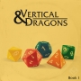 Artwork for Bonus Episode - Vertical & Dragons: Book 1