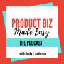 Artwork for 029 - How To Grow A Profitable Handmade Product-Based Business With Alex Boxall