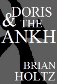 Cover for 'Doris and the Ankh'
