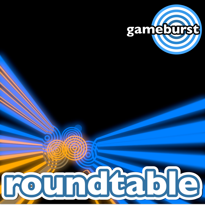 GameBurst Roundtable - Top 5 Games of our Childhood