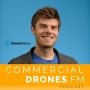Artwork for #087 - DroneDeploy's Drone Mapping Software with Jono Millin