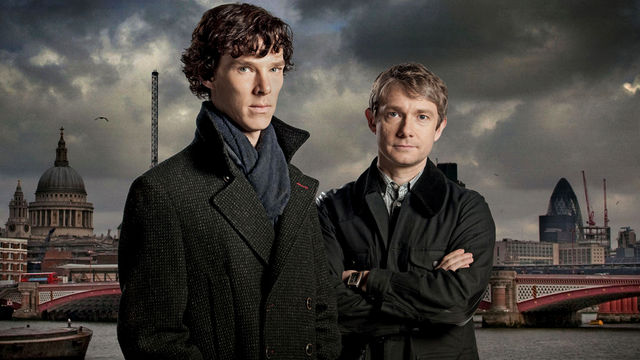 Tim's Take On: Episode 53(Review of Sherlock: The Blind Banker)