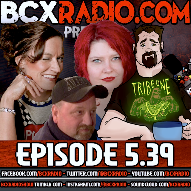 BCXradio 5.39 - Canned Laughter